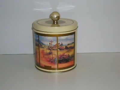 T144 Darcy W. Doyle Empty Tin