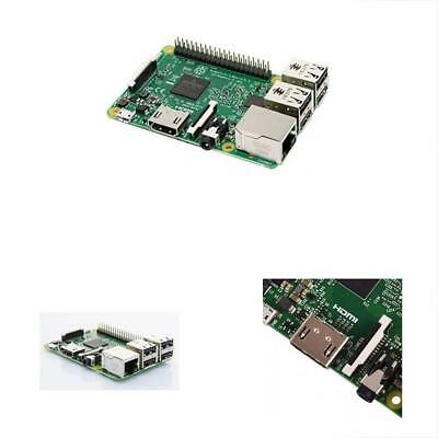 Raspberry Pi 3 Model B Quad Core 1.2GHz Broadcom BCM2837 64bit CPU 1GB RAM New
