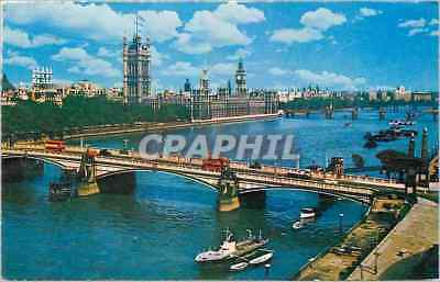 CPM Lambeth Bridge and Houses of Parliament London