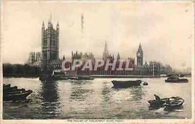 CPA The Houses of Parliament River Front London