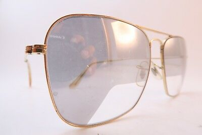 Vintage B&L Ray Ban Caravan sunglasses size 58-16 mirror lens made in the USA