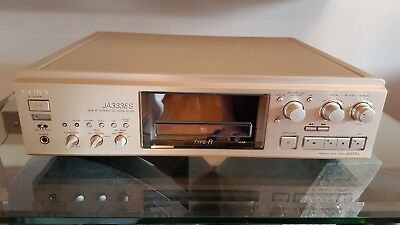 Sony MDS-JA333ES High End MD Deck - Perfect Condition, Manual/Cables/Remote.