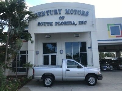 2005 Dodge Ram 1500  4 Brand NEW Tires 1 Owner Clean CarFax A/C Vinyl