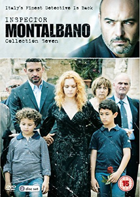 Inspector Montalbano Collection Seven DVD NUEVO