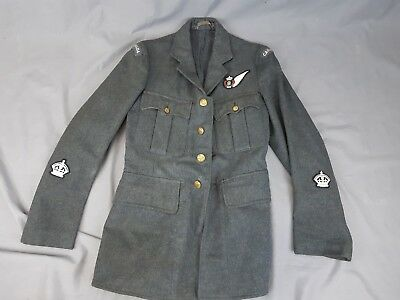 1942 Dated RCAF Bombardiers Tunic