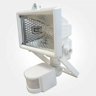 120W Sensor Light Security Watt Floodlight Outdoor Halogen Garden Pir Motion