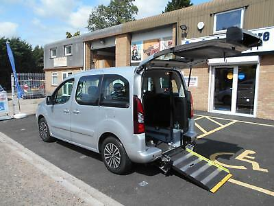 Peugeot Partner 1.6HDi ( 92bhp ) Tepee S WHEELCHAIR ACCESSIBLE VEHICLE