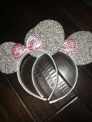 Minnie Mouse Ears From Disney Set Of 2