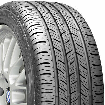 4 New 235/55-17 Continental Pro Contact 55R R17 Tires / Certificates 14043