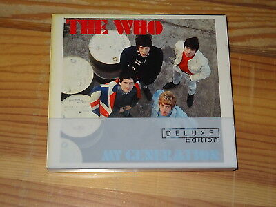 The Who - My Generation (Deluxe Edition) / 2-Cd-Set 2002