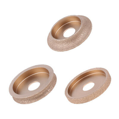 Diamond Profile Wheel Grinding Wheel for Angle Grinder Thickness 10mm