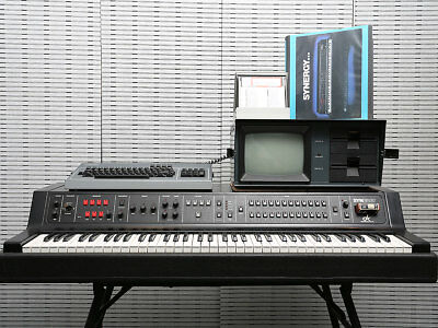 Dki Synergy Ii+ Synthesizer With Kaypro Iv