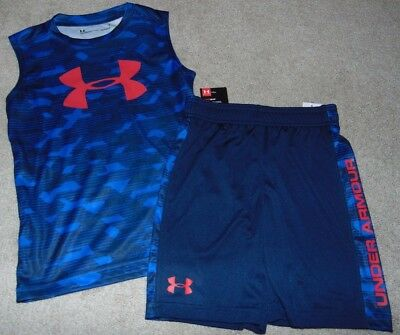 ~NWT Boys UNDER ARMOUR Outfit! Size 6 Nice:)!!