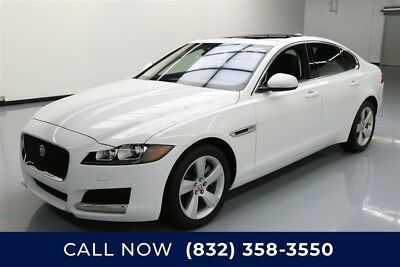 Jaguar XF 25t Texas Direct Auto 2018 25t Used Turbo 2L I4 16V Automatic RWD Sedan Premium
