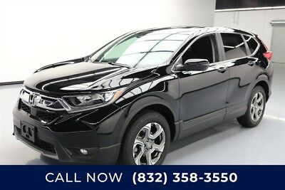 Honda CR-V EX Texas Direct Auto 2017 EX Used Turbo 1.5L I4 16V Automatic AWD SUV Moonroof