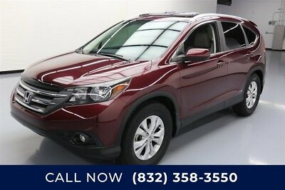 Honda CR-V EX-L Texas Direct Auto 2014 EX-L Used 2.4L I4 16V Automatic FWD SUV