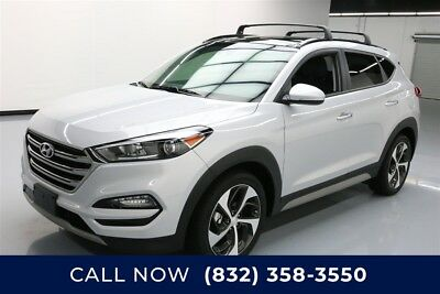 Hyundai Tucson Limited Texas Direct Auto 2017 Limited Used Turbo 1.6L I4 16V Automatic FWD SUV Moonroof