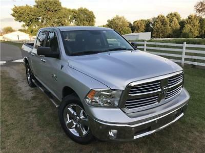 2016 Ram 1500 Big Horn 16 Ram 1500 Big Horn 17,876 Miles 4x4 Buy Now Off Lease Truck FREE SHIPPING WoW