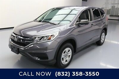 Honda CR-V LX Texas Direct Auto 2015 LX Used 2.4L I4 16V Automatic FWD SUV