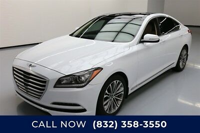 Hyundai Genesis 3.8L Texas Direct Auto 2015 3.8L Used 3.8L V6 24V Automatic RWD Sedan Moonroof