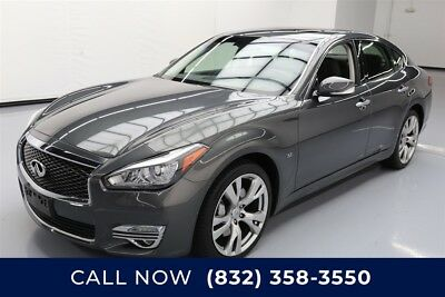Infiniti Q70 3.7 Texas Direct Auto 2015 3.7 Used 3.7L V6 24V Automatic RWD Sedan Premium Bose