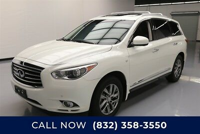 Infiniti QX60  Texas Direct Auto 2015 Used 3.5L V6 24V Automatic AWD SUV Premium Bose