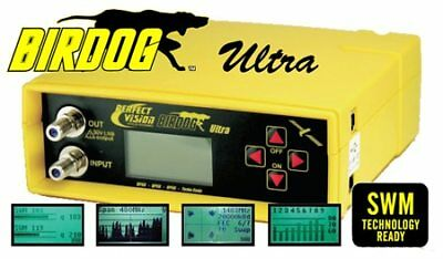 Perfect Vision BIRDOG ULTRA Satellite Signal Level Meter & Finder (BIRDOGULTRA)