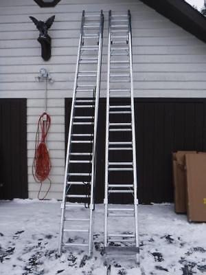 New Little Giant 16028 28' Shovel Series 375lb Rated Aluminum Extension Ladder