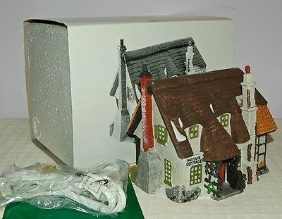 "Dept.56 Dickens Village  ""MAYLIE COTTAGE"" In Original Box! Beautiful House!"