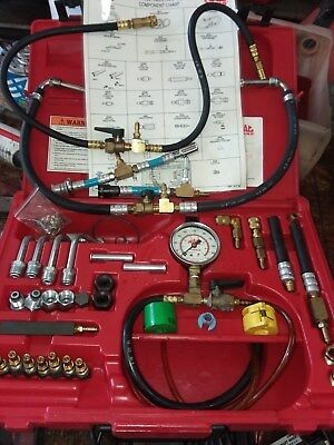Mac Tools  Fuel Injection Pressure Test Kit