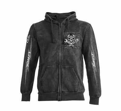 Lethal Threat Men's Faster Hoody Md Black HD84037M