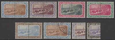 COMMONWEALTH AFRICA selection early 'Camel' telegraph stamps w/pairs, mint/used