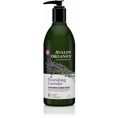 Avalon Lavender Glycerin Hand Soap 355ml