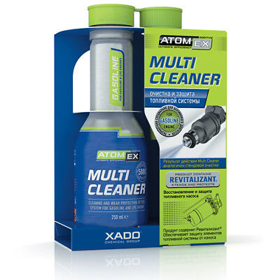XADO AtomEx Multi Cleaner (Gasoline)