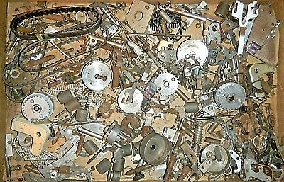 Large Lot Vintage Typewriter Parts - Repair - Crafts - Steampunk