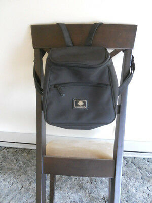 Harley Davidson Women's Microfiber Backpack Very Gently Used FREE SHIPPING
