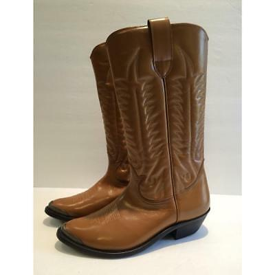 New! Retail $1,000 Golden Goose Deluxe Brand Khaki Leather Tall Boots