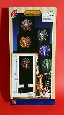 Lemax 2017 Fireworks Multi Color  Display Christmas Village Accessory 74256