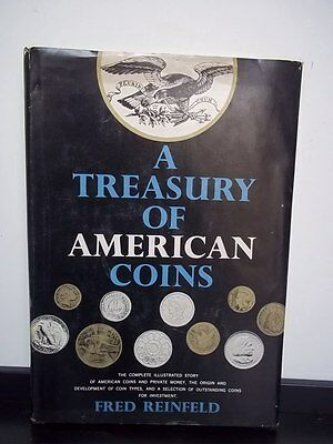 American Coins Book A TREASURY OF AMERICAN COINS 1961