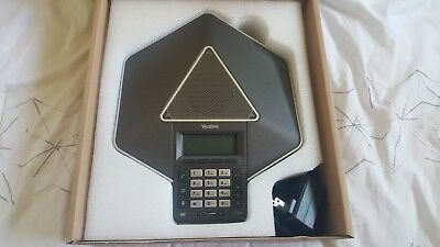 Yealink CP860 Conference Phone with 2 pair of CPE80 Mics