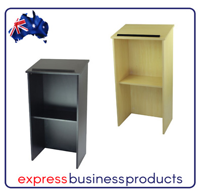"Ready 2 Go ""Address"" Lectern - Two Colours"