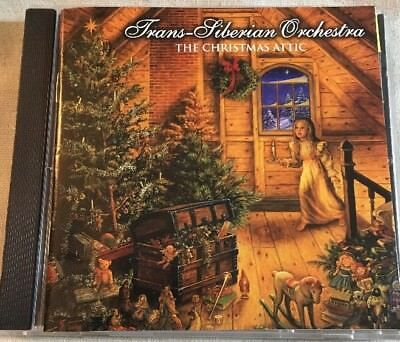 Christmas Attic.Trans Siberian Orchestra The Christmas Attic Cd