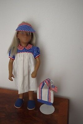 Sasha Doll patriotic outfit doll not included
