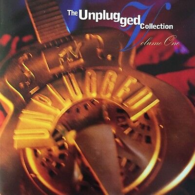 THE UNPLUGGED COLLECTION CD Various Artists Brand New And Sealed