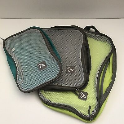 Travelon Lot of 3 Packing Cubes