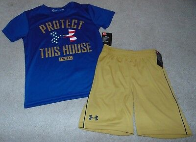 ~NWT Boys UNDER ARMOUR Outfit! Size 6 Nice:)!