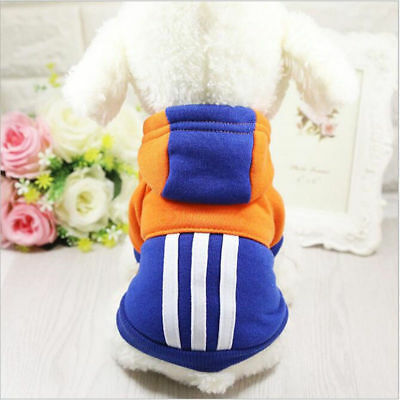 Coat Winter Clothes Dog Warm For Jacket Pets Dogs Clothing Adidog Hoodie Casual