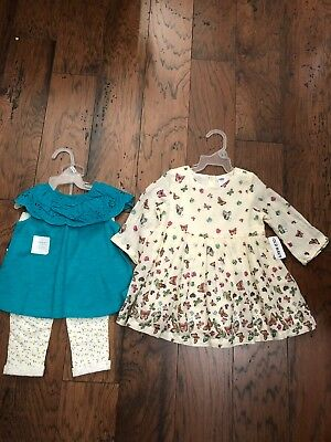 Old Navy baby girl 6-12 months LOT - NWT