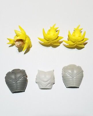 S.H.Figuarts Dragon Ball Z   Custom Parts lot for custom figures