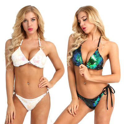 Sexy Women Bikini Swimwear Maxi Boho Swimsuit Beachwear Brazilian Bathing Suit
